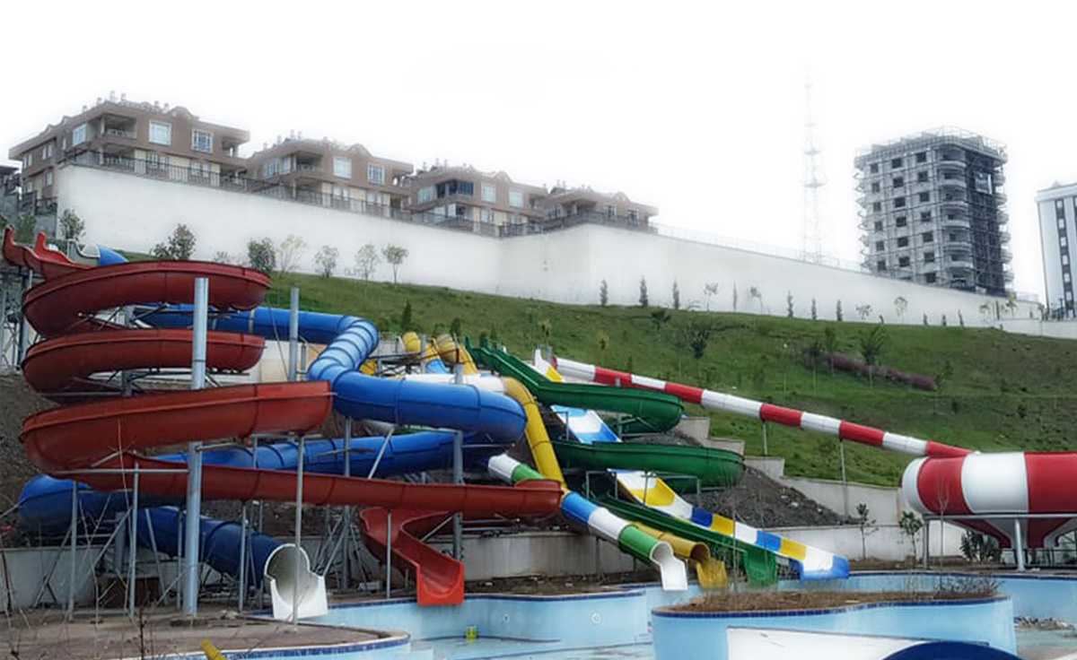 Karaköprü Municipality - Life Park